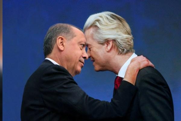 """Erdogan console Geert Wilders après sa défaite aux élections néerlandaises : """"On a tout essayé, ça sera pour la prochaine fois"""""""