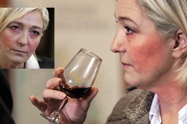 """Marine Le Pen évoque son combat contre l'alcoolisme et la dépression – """"Je voulais m'en sortir"""""""