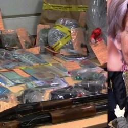De la drogue et des armes saisis lors d'une perquisition au manoir des Fillon - Pénélope mise en examen