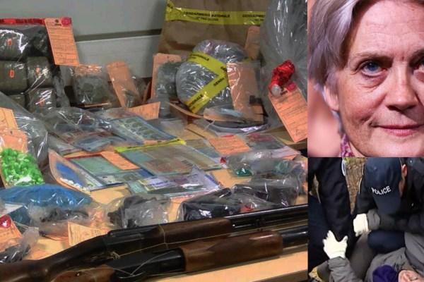 De la drogue et des armes saisis lors d'une perquisition au manoir des Fillon – Pénélope mise en examen