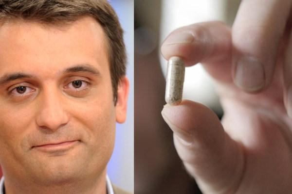 Florian Philippot soigne sa xénophobie grâce au LSD – Témoignage d'un homme qui se bat contre la maladie