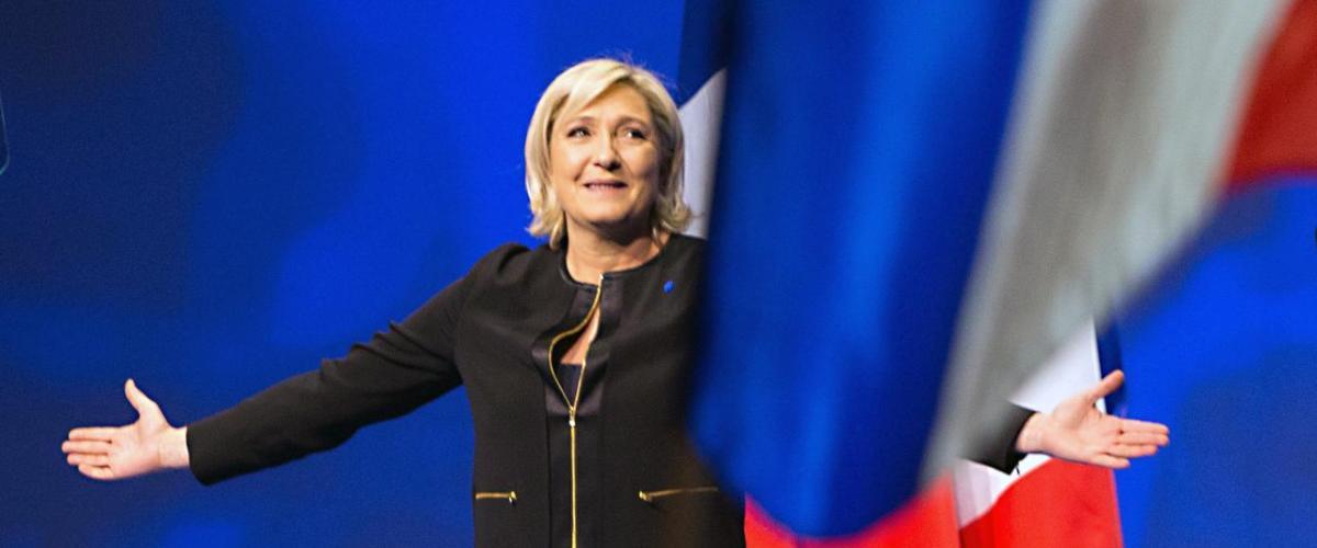 Voici l'ultime preuve que Marine Le Pen est une femme d'honneur, une femme de cœur, l'avenir de la France !