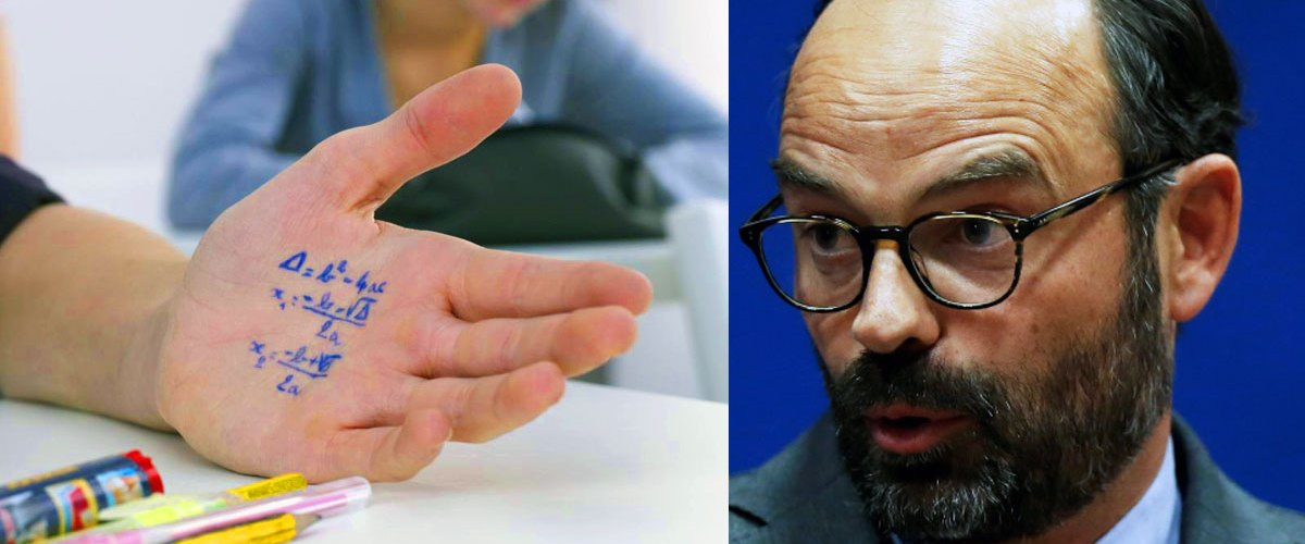 Édouard Philippe accusé d'avoir triché pour réussir Sciences Po et l'ENA - Témoignages exclusifs accablants