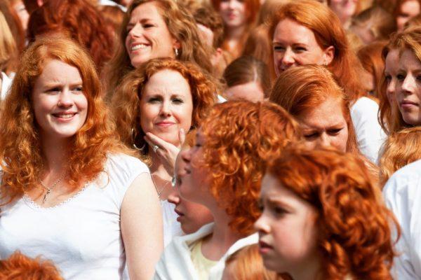 """Polémique autour d'un festival """"réservé aux rousses"""" accusé d'être «anti-blonds-bruns-noirs»"""
