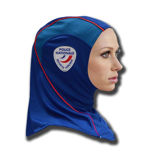 hijab-police-nationale-voile-foulard-france Le port du hijab bientôt autorisé dans la police nationale