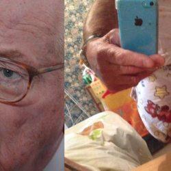 Jean-Marie Le Pen se photographie portant des couches sur Snapchat : provocation ou démence ?
