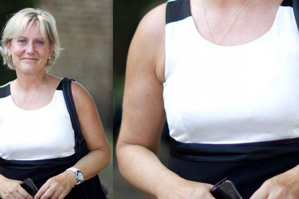 Nadine Morano : Son augmentation mammaire fait scandale !