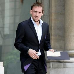 Franck Ribéry décroche son bac haut la main avec 19 de moyenne !
