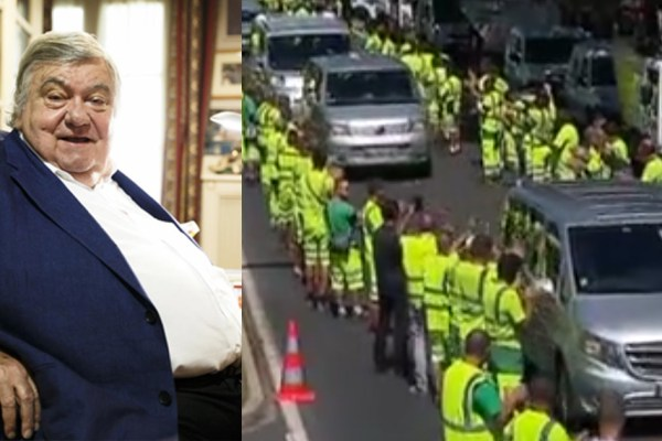 Hommage national : Macron annonce que Louis Nicollin reposera au Panthéon