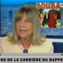 Chantal Goya intervient sur CNews pour parler du rappeur Booba