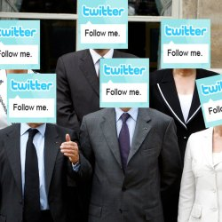 Un élu français passe en moyenne trois heures par jour sans Twitter