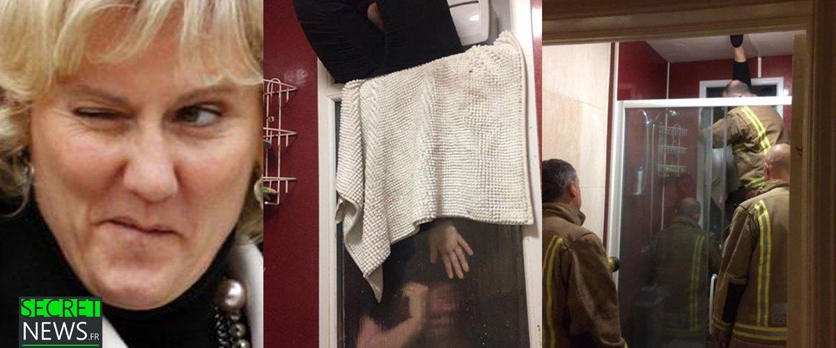 SCOOP : Le RDV Tinder coincé dans une fenêtre de WC était NADINE MORANO