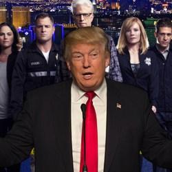 Donald Trump charge les Experts Las Vegas de résoudre l'enquête sur la fusillade