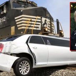 White Beast, la limousine de Donald Trump, violemment percutée par un train à Porto Rico
