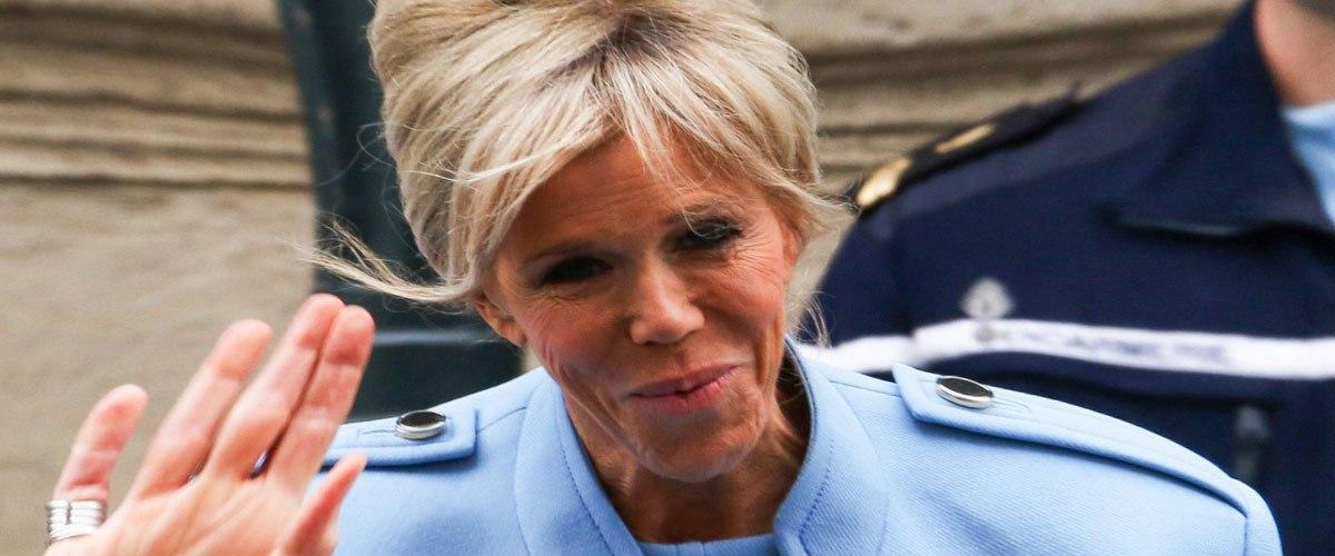 Brigitte Macron anorexique