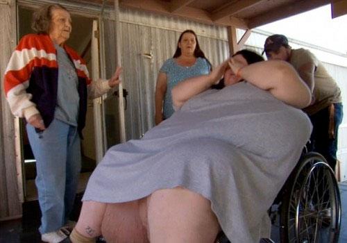 femme-enceinte-obese-bebe-18-kilos Australie: une femme de 270 kilos donne naissance à un bébé de 18 kilos