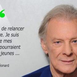 Herbert Léonard dévoile son nouveau single rap et trap « L'attrape-Cœur »