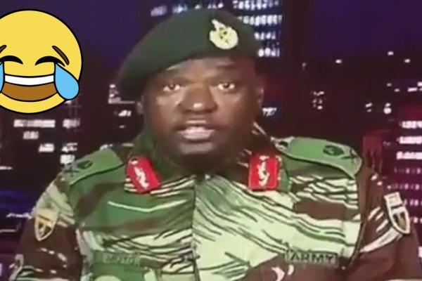 """""""C'est seulement pour rigoler"""" : Aucun coup d'état au Zimbabwe (mais l'armée garde le contrôle du pays)"""