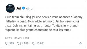 jul-twitter-300x170 Très ému, le rappeur JUL rend hommage à son idole Johnny Hallyday