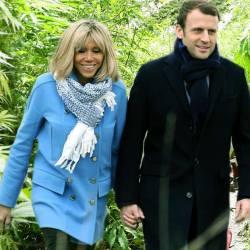 Brigitte Macron veut planter du cannabis à l'Elysée pour privilégierle circuit court