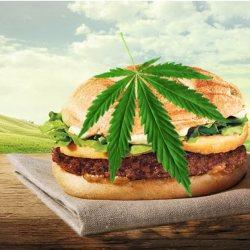 McDonald's lance un burger au cannabis disponible dans les pays ayant légalisé la marijuana