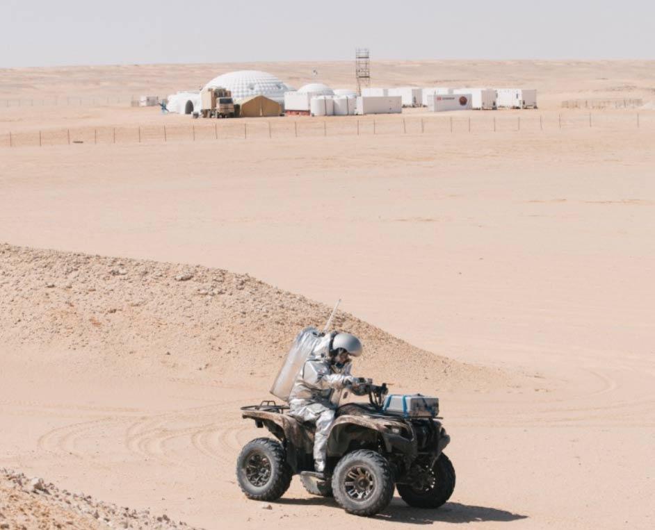 "israel-mars #ISRAËL Espace : Israël va ""légaliser"" une colonie sauvage sur la planète Mars"