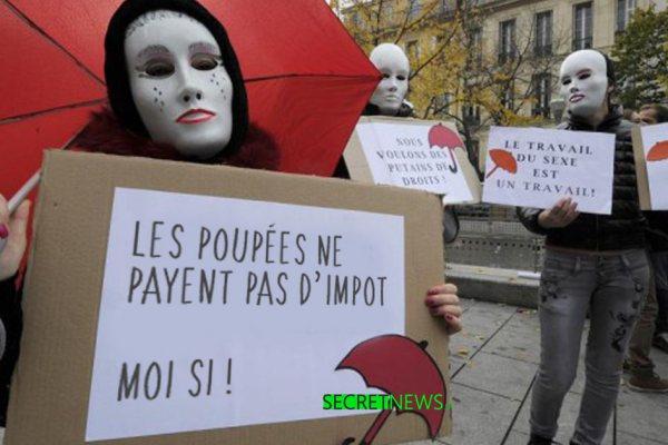 Le syndicat des prostitué-e-s de Paris s'oppose à l'ouverture du bordel de poupées en silicone