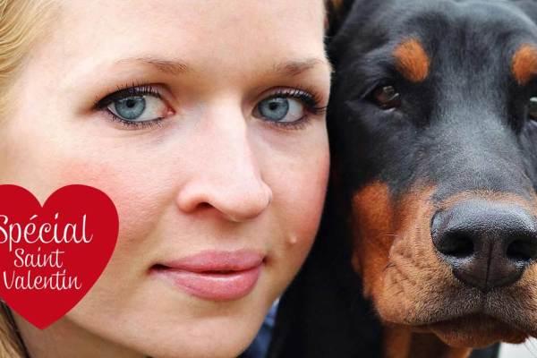 """Ils se diront """"Wouf !"""" – Elle se marie avec son chien pour la Saint-Valentin (Norvège)"""