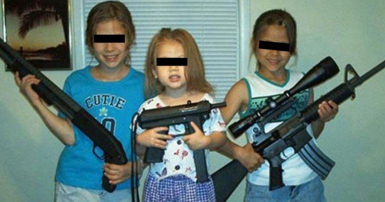 USA : un gang de fillettes armées détient leur professeur en otage et exige moins de devoirs