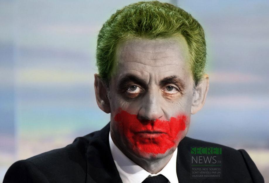 nicolas-sarkozy-joker-batman-1 Nicolas Sarkozy en pourparlers pour interpréter le prochain Joker dans Batman
