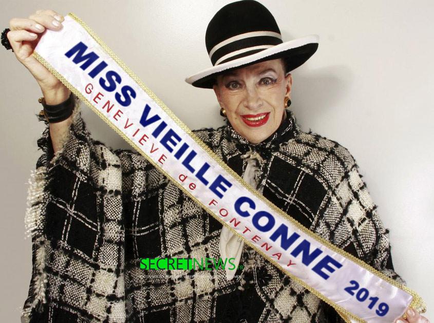 genevieve-de-fontenay-miss-conne-2018-secretnews-1 Geneviève de Fontenay présidera le nouveau concours de Miss Vieille Conne