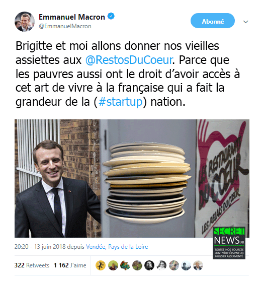002 Plan anti-pauvreté : Macron envoie les pauvres dans des pays du tiers-monde pour qu'ils se sentent riches