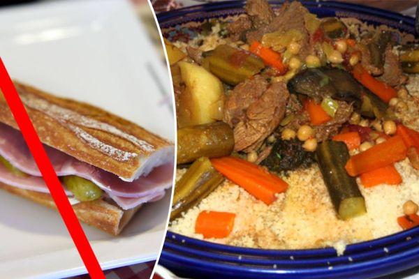 """""""Au revoir baguette, bonjour semoule"""" : le couscous détrône le jambon-beurre pour la première fois en France"""