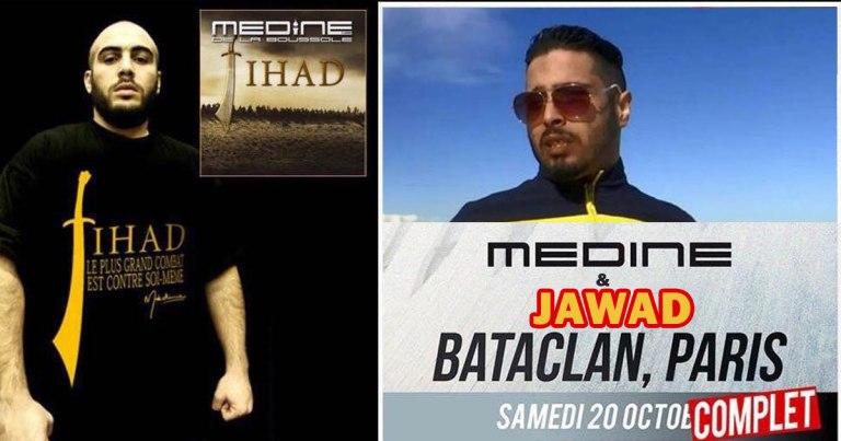 medine-rap-bataclan-jawad-jihad SecretNews