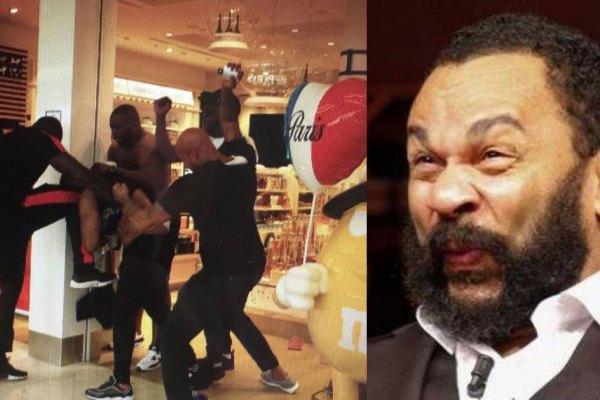 Dieudonné va organiser un combat de MMA entre Booba, Kaaris, Soral, Raptor, Benalla, Chaperon et Cantat