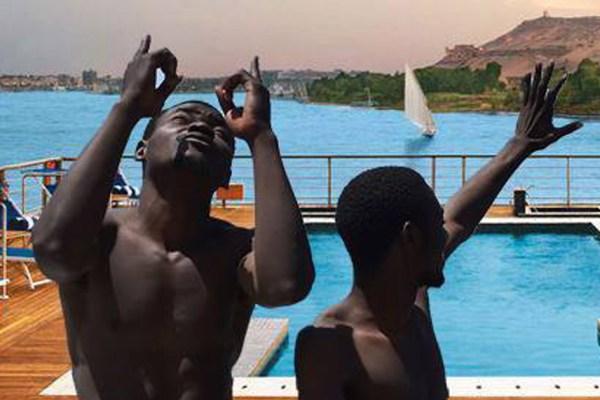 Spa, piscine, cinéma … découvrez le confort scandaleux des migrants à bord de l'Aquarius