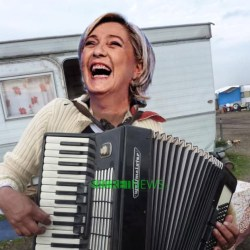 Mediapart dévoile les origines roumaines de Marine Le Pen