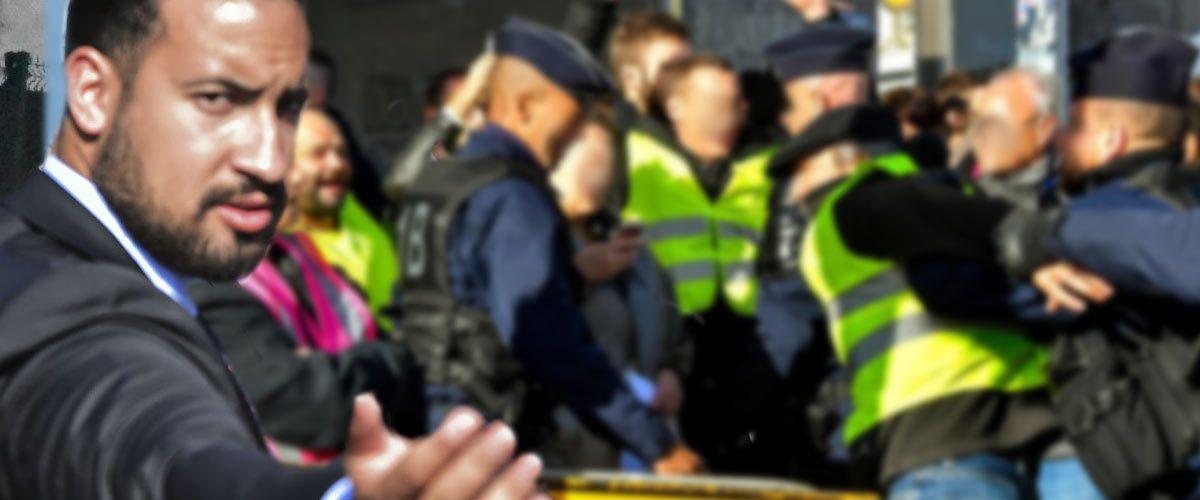 Alexandre Benalla avait pour mission de former des policiers-casseurs infiltrés pour discréditer les manifs