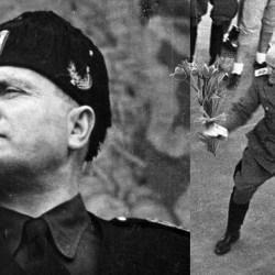 """""""Benito était un excellent danseur"""" - Après le maréchal Pétain, Macron rendra hommage à Mussolini"""