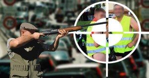 17 novembre : le gouvernement enverra les chasseurs pour disperser les manifestants
