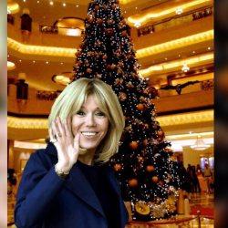 Black Friday : Brigitte Macron achète un sapin de Noël bradé à 7 millions d'euros pour décorer l'Élysée