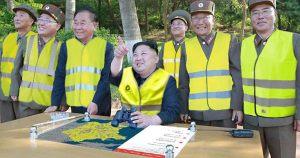 Kim Jong-un veut profiter des Gilets Jaunes pour envahir la France