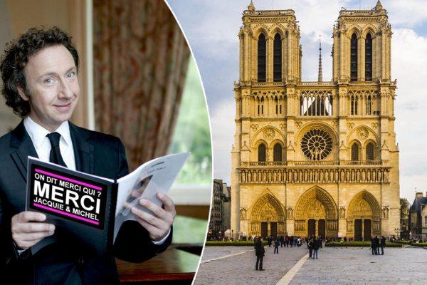 Patrimoine : Stéphane Bern veut louer les cathédrales pour des tournages pornos