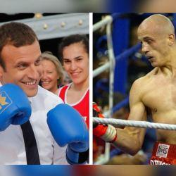 Un combat de boxe entre Macron et Dettinger, arbitré par Hanouna, remplacera le grand débat national