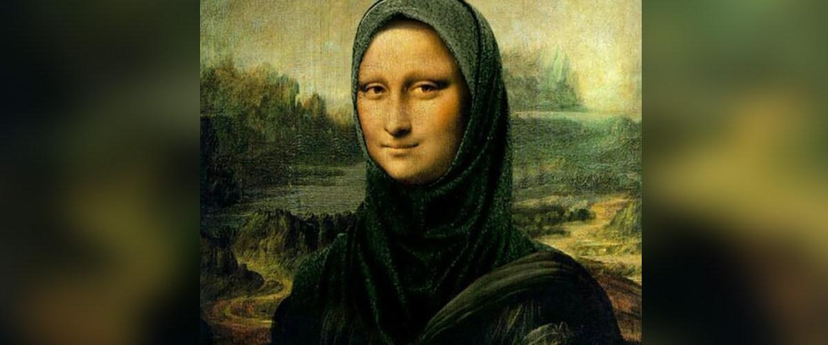 Pacte de Marrakech : la Joconde devra porter le voile