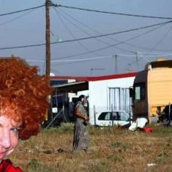 Correction : ce sont les Roux et non les Roms qui kidnappent les enfants
