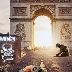 L'armée place des mines antipersonnelles sous les pavés des Champs-Élysées