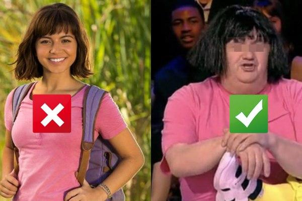 Dora l'exploratrice remplacée par un acteur non-binaire et non-grossophobe
