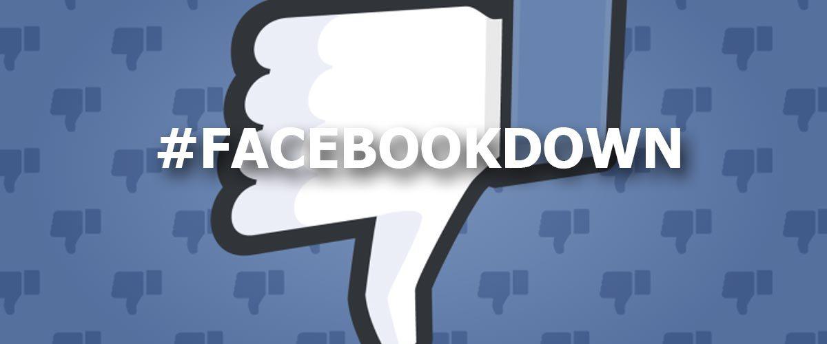 La panne Facebook liée au test d'un nouveau correcteur d'orthographe performant ...