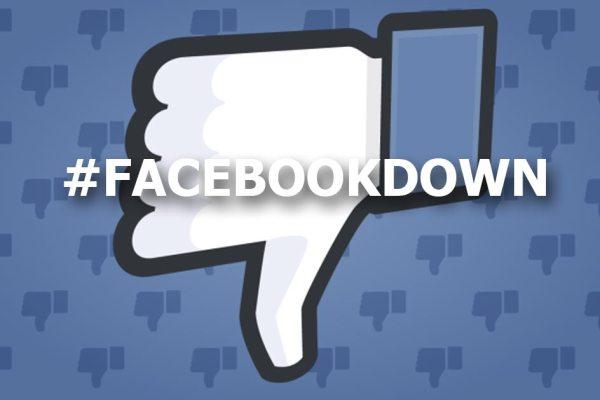 La panne Facebook liée au test d'un nouveau correcteur d'orthographe performant …